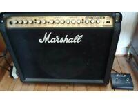 Guitar Amplifier Marshall VS100 (with reverb) valvestate