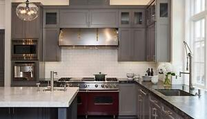 CUSTOM KITCHENS DESIGNED, MANUFACTURED & INSTALLED: YOUR ONE STOP SHOP!