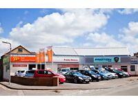 Panda Motors (Swansea)Ltd , Car Valeter needed