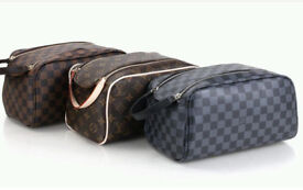 Louis Vuitton toiletry bags brand new unisex