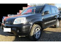 RELIABLE Nissan X-Trail 4x4! MOT to OCT '17 | Absolutely great car. Downsizing and 4x4 is fantastic!