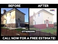 FIFE PAINTING SERVICES - Highly Recommended Fife-Based Interior & Exterior Decorators