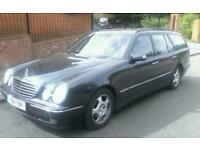 Mercedes avantgarde e240 7 seater estate automatic