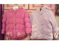 Girls coats