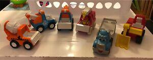 Voitures et camions TONKA