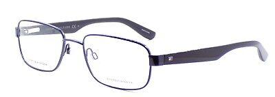 108f874bba TOMMY HILFIGER TH 1489 PJP Men s Eyeglasses Frames 55-19-145 Blue + CASE