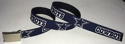 Dallas Cowboys Belt & Buckle Football Fan Game Gear Team Apparel Pro NFL Shop TX (Dallas Cowboys Shopping)
