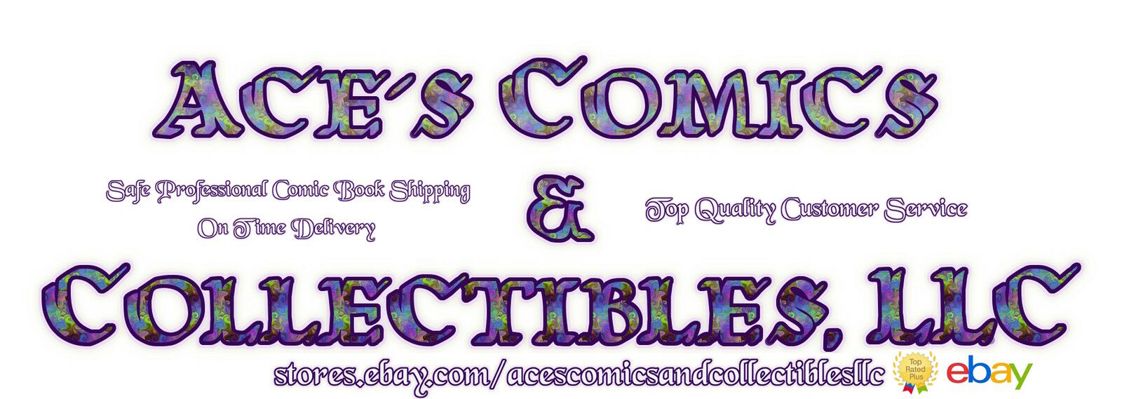 Aces Comics & Collectibles, LLC