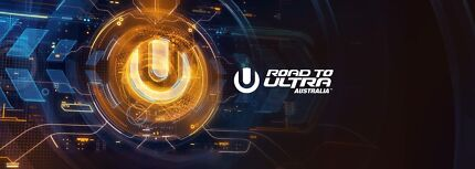 ROAD TO ULTRA 2018 MELBOURNE x 2 tickets