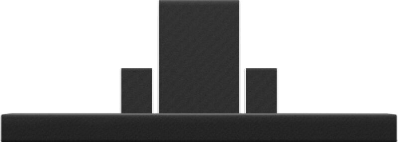 """VIZIO - 5.1.2-Channel Soundbar System with 6"""" Wireless Subwoofer and Dolby At..."""