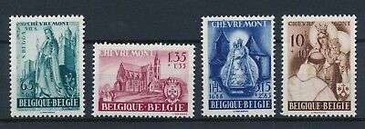 [911] Belgium 1948 good Set very fine MNH Stamps