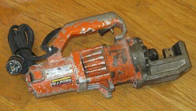 Bn Benner-nawman Diamond Dc-20wh Portable Rebar Cutter - Tested Working