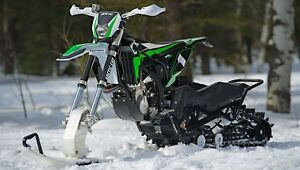 2017 ARCTIC CAT SVX  450