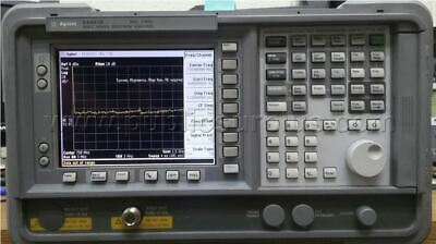 Agilent Hp E4401b Esa-e Series Spectrum Analyzer 9 Khz To 1.5 Ghz