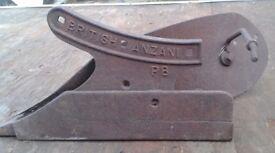 British Anzani Plough Share