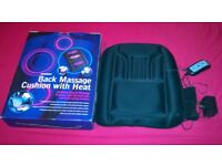 Heated Back Massager
