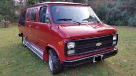 Chevrolet GMC Day Van