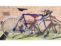 Touring Bicycle / Thorn Audax Classic / 54cm / 22 Speed / Reynolds Frame / Handbuilt in the UK