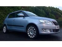 39500 MILES 2011 SKODA FABIA (VOLKSWAGEN) 1.6 TDI 105 BHP £20 TAX PA 12 MONTHS MOT 12 MONTHS WA
