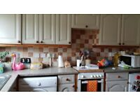 Free Kitchen (cupboards, carcasses and worktop)