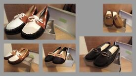 11 x Wholesale Joblot Ladies Loafer Shoes NEW & BOXED