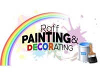 Painting and Decorating ( wallpaper, covings,and much more...) we do laminate flooring as well