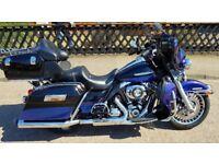 2010 Harley Davidson FLHTK Electra Glide Ultra Limited 1690cc