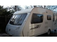 2008 Swift Challenger 490 5 Berth caravan