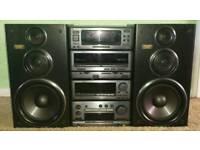 Technics CH900 hi-fi system