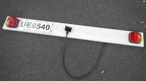 Trailer lighting board-1.3M long Manoora Cairns City Preview