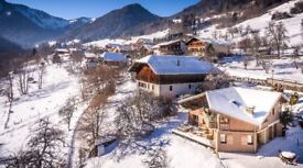 Beautiful Chalet to Rent in Porte du Soleil - summer/winter and out of season - sleeps 10