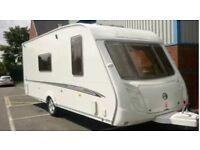 Swift Challenger 4 Berth Caravan L Shaped Lounge 2006