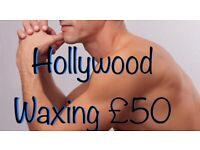 Hollywood Waxing £50