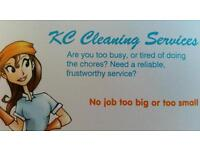 Do you need a trustworthy, reliable cleaner?