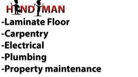 best quote, handyman , electrical, pluming, flooring, furniture, carpentry