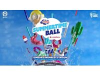 Capital summertime ball 2017