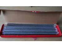 x2 Box of Senco DuraSpin, 1000 Collated Dry Wall to Wood Screws. 39A35MP. 3.9mm x 35mm
