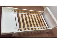 IKEA JUNIOR EXTENDABLE BED FRAME