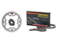 New Renthal Z Chain And Sprocket Kit LTZ 400 09 10 11 12 13 14 LTR 450 06-09 36T