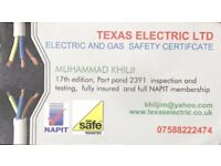GAS, ELECTRIC AND EPC CERTIFICATES FROM £40