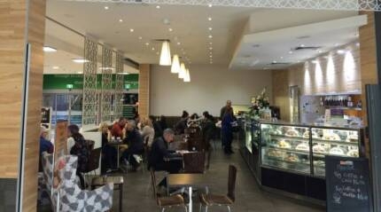 AWARD WINNING CAFE FOR SALE IN WESTERN SYDNEY SHOPPING CENTRE Newington Auburn Area Preview
