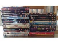 DVD Bundle-28 Movies