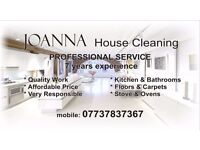 JOANNA House Cleaning