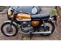 1970 Honda CB250 K2