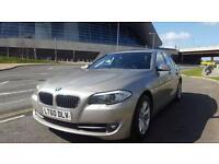 BMW 525D AUTO in Kaschmirsilber Metallic