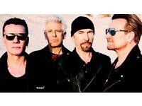 U2 TICKETS MANCHESTER 20.10.2018