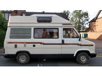 TALBOT EXPRESS CAMELOT 1990, LOW MILEAGE, TOP CONDITION