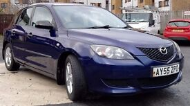 Mazda 3 Sakata 1.6 petrol