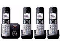 Panasonic KX-TG6824 digital phone system