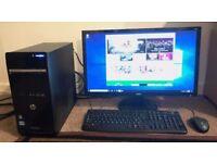 HP Desktop Computer PC